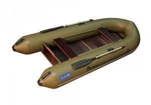 Лодка ПВХ Удача 3200 серия F под мотор надувная двухместная