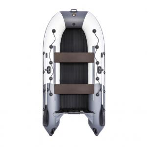Фото лодки Ривьера 3200 НДНД Гидролыжа надувное дно низкого давления