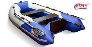 Лодка ПВХ Стелс (Stels) 255 надувная под мотор
