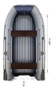 Фото лодки Флагман DK 500 Jet НДНД