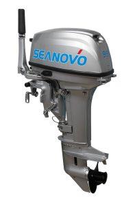 Фото мотора Seanovo SN9,9FHS Enduro (9,9 л.с., 2 такта)