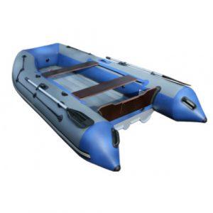 Фото лодки REEF Тритон 390 НД
