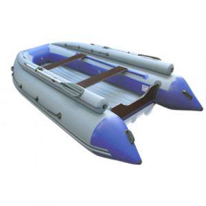 Фото лодки REEF Тритон 420F НД